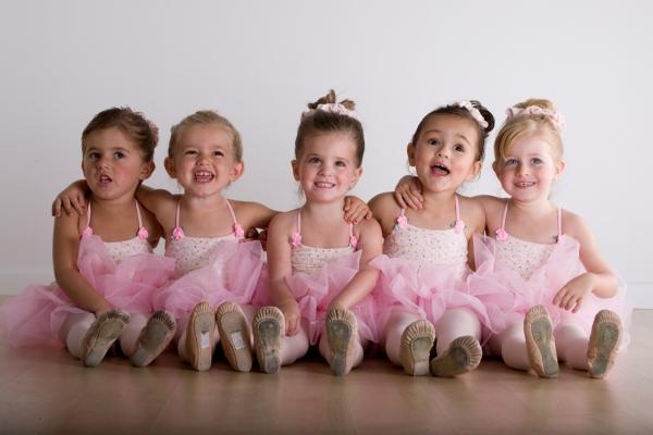 Lekcja pokazowa baletu