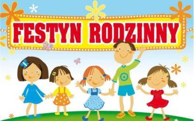 Festyn Rodzinny w Przedszkolu Alladyn