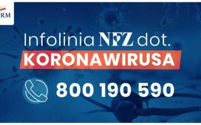 Koronawirus – przedłużenie ograniczeń